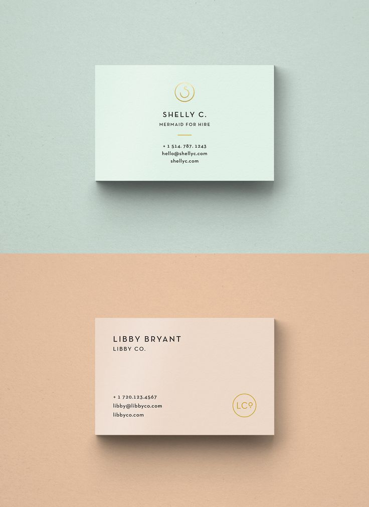 Free designer business card templates. Stylish branding at it's finest. Click to download!