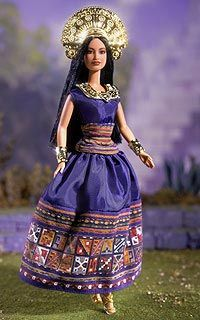 Princess of Incas Barbie