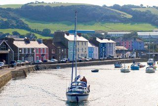 Port de Cardigan, Pays de Galles