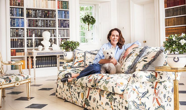 I've always admired Carolyne Roehm's life and style but I admire it even more after reading her recently One Kings Lane profile. While her life may seem perfect, she's endured a very public divorce and had her beloved house Weatherstone burn to the ground after an electrical fire. Both have risen like a Phoenix out […]