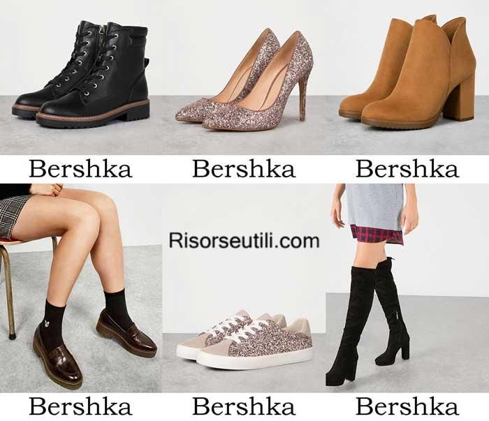Shoes Bershka fall winter 2016 2017 for women