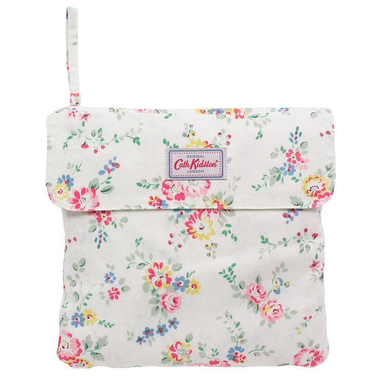 Bleached Flowers Nursing Cape | Changing Bags and Accessories | CathKidston