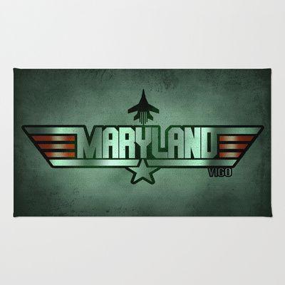 MARYLAND VIGO (Maverick Version) Area & Throw Rug