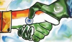 India Pakistan Friendship #IndiawithPakistan