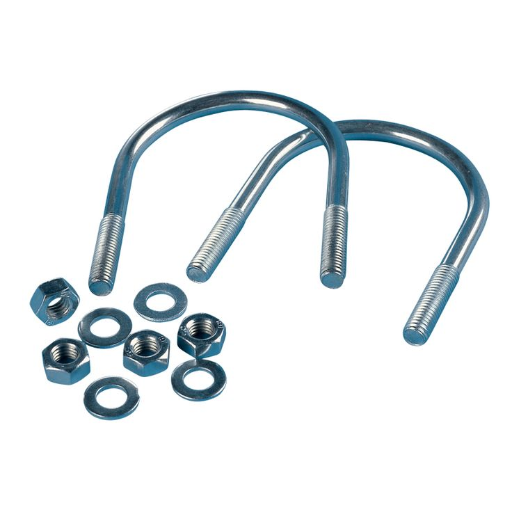 Rail Mounting Kit for Lifebuoy Ring Container thumb image 1