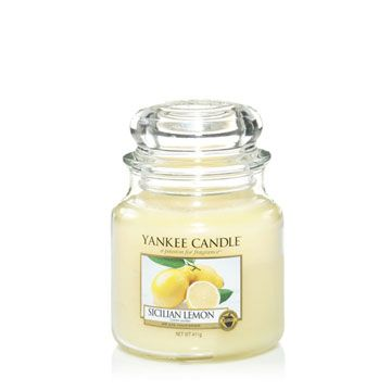 Sicilian Lemon - Candles - Yankee Candle