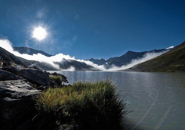 Rifflsee - auf 2.232 m gelegen ist er der höchste Bergsee Tirols #DachTirols
