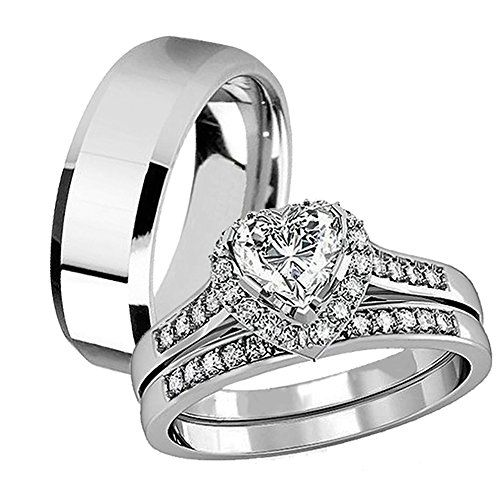 1000+ Ideas About Matching Rings On Pinterest