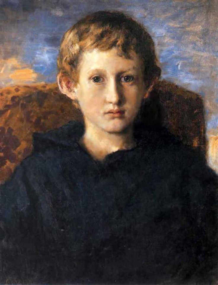 васнецов портрет сына художника - Поиск в Google