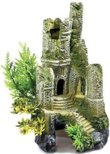 Classic Castle Ruins 30 Ltr Biorb Aquarium Ornament Fish Tank Decoration 0930
