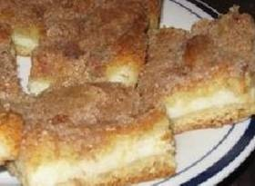 Sopapilla Cheesecake Ingredients: -2 cans Pillsbury crescent rolls -2 (8oz) packages cream