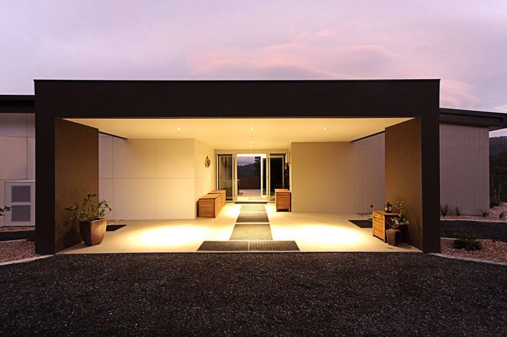 Beautiful Entry built by David Reid Homes North West Tasmania #ExteriorInspo #Luxuryhomes #Luxury