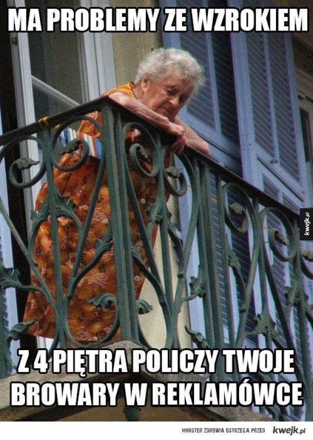 #babcia #heheszki #monitoring #kwejk #obrazek #humor #humorobrazkowy