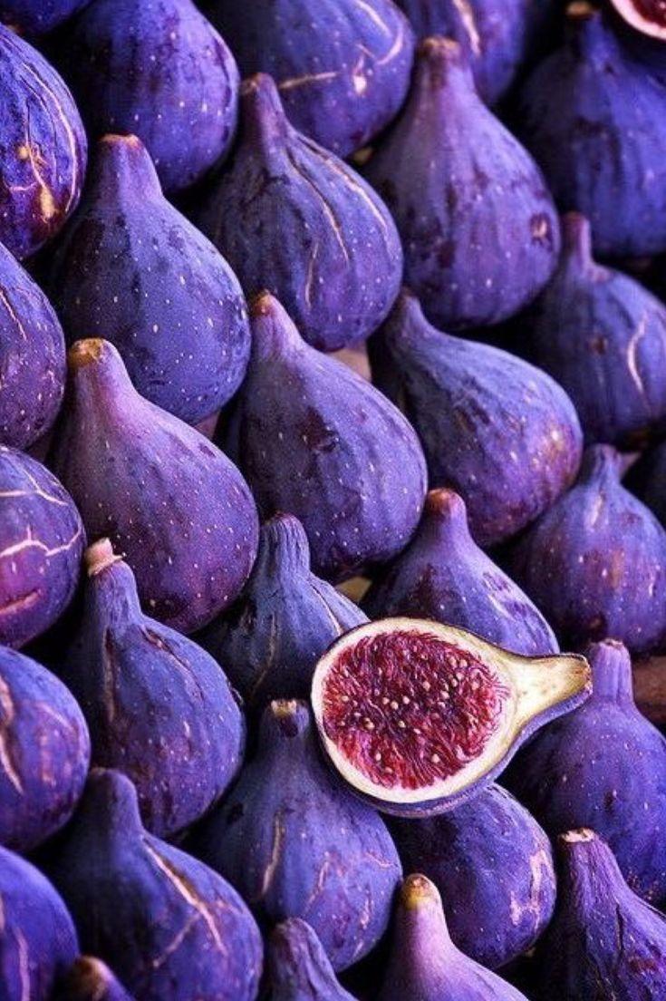 цвет лиловый картинки фрукты