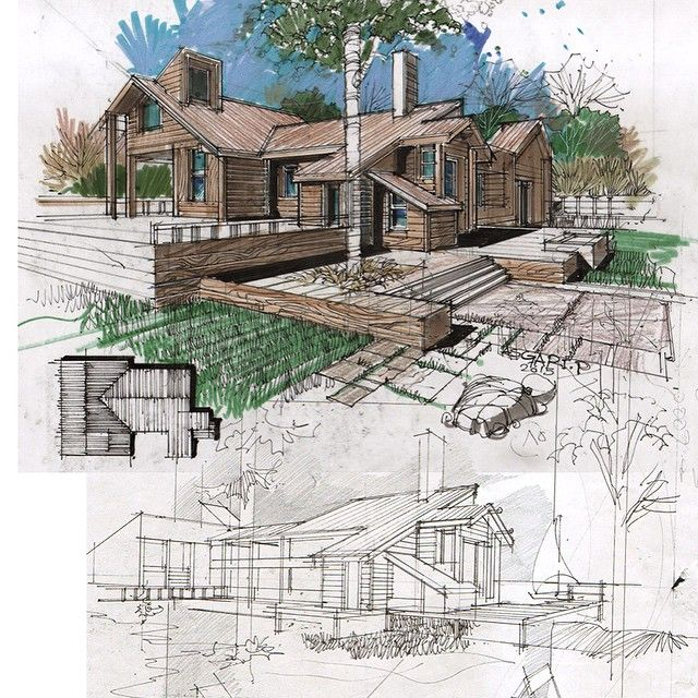 This is very similar to the previous sketch but the second for Conceptual architecture diagram