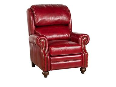 Shop For King Hickory Madison Leather Recliner, And Other Living Room Chairs  At Schmitt Furniture Company In New Albany, IN.