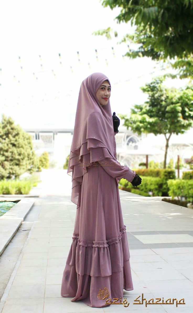 17 Best Images About Inspiring Syari Stylish Hijab On Pinterest