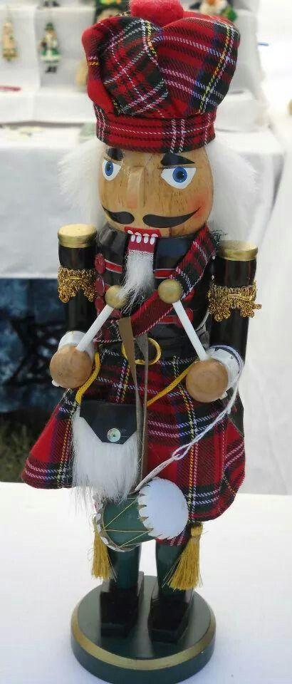 Scottish nutcracker