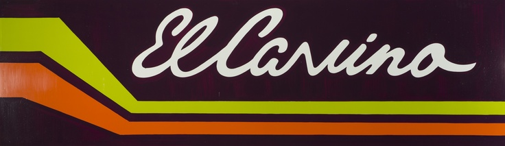 El Camino @ GoogaMooga, El Cavino, text, logo