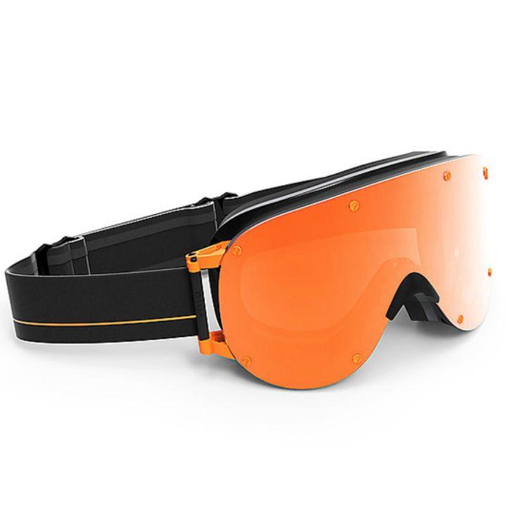 Inferno ski goggles, snowboard goggles, sports fashion, ski fashion, ski equipment, winter eyewear, heel-side.com