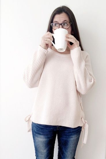 Who doesn't love a good sweater?! #knit #sweater #sweaterweather #ShopStyle #ssCollective #myShopStyle #ootd #mylook #lookoftheday #currentlywearing #wearitloveit #getthelook #todaysdetails #shopthelook