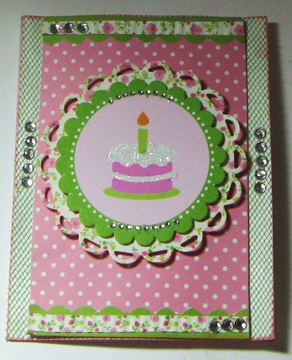Card: Birthday Card