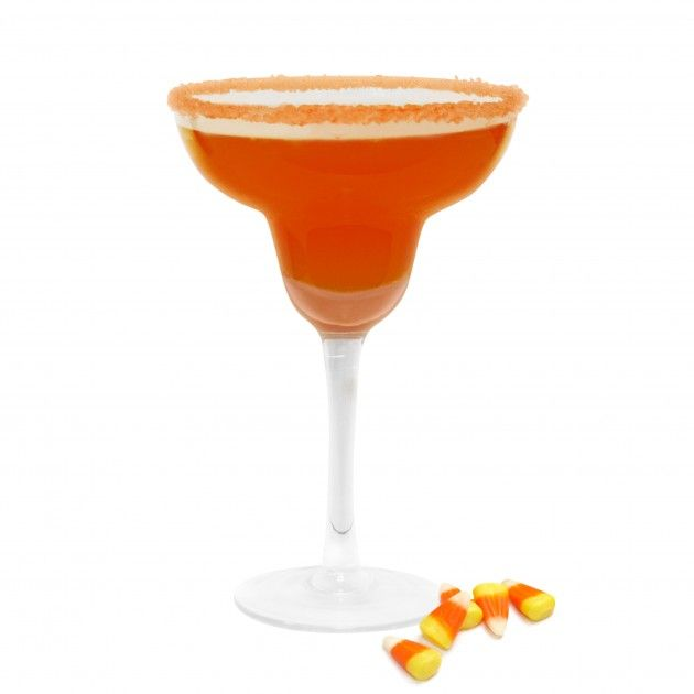 Try the new Candy Corn cocktail! #Drinks #Cocktails