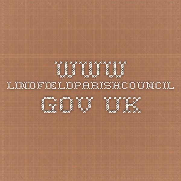 www.lindfieldparishcouncil.gov.uk