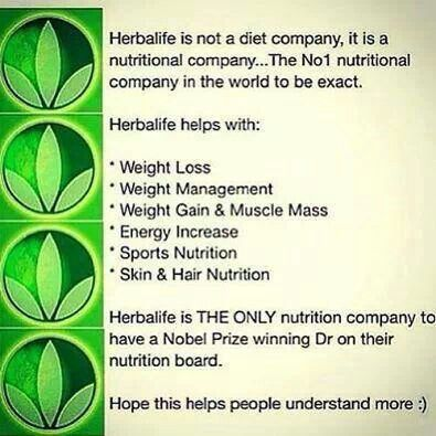 Herbalife #1 company  <3 Herbalife  Contact me today about becoming your health and wellness coach! Let's set goals and reach them together!   Don't forget to ask about my specials!  Brittany Humble  Goherbalife.com/Brittanyhumble
