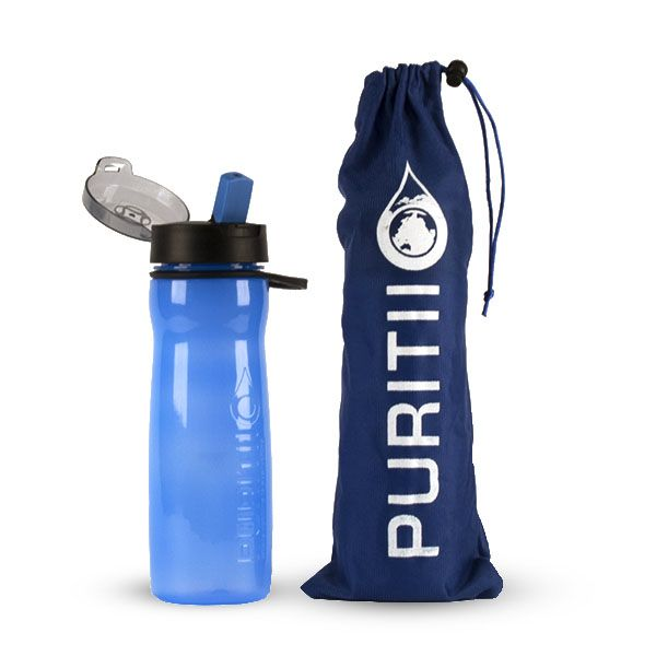 ARIIX announces Puritii bottle and packaging redesign as part of company's continuing commitment to safety and sustainability. #waterfilter #waterbottle #water