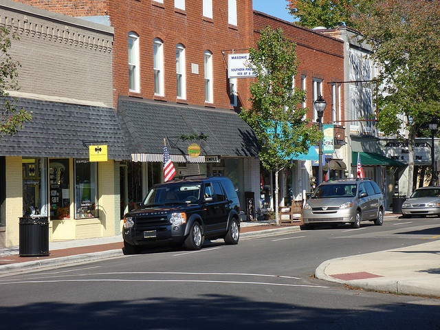 Restaurants Downtown Southern Pines Nc