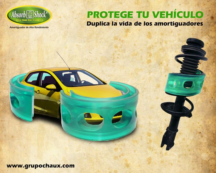 •Evita el desajuste y el desgaste: al subir el golpe mucho más suave no permite que la fricción entre las piezas y los componentes del vehículo sufran y no se desajusten más fácilmente