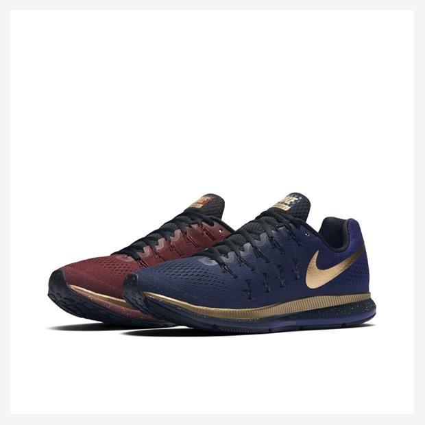 Tênis Nike Air Zoom Pegasus 33 Michael Johnson Masculino   Nike