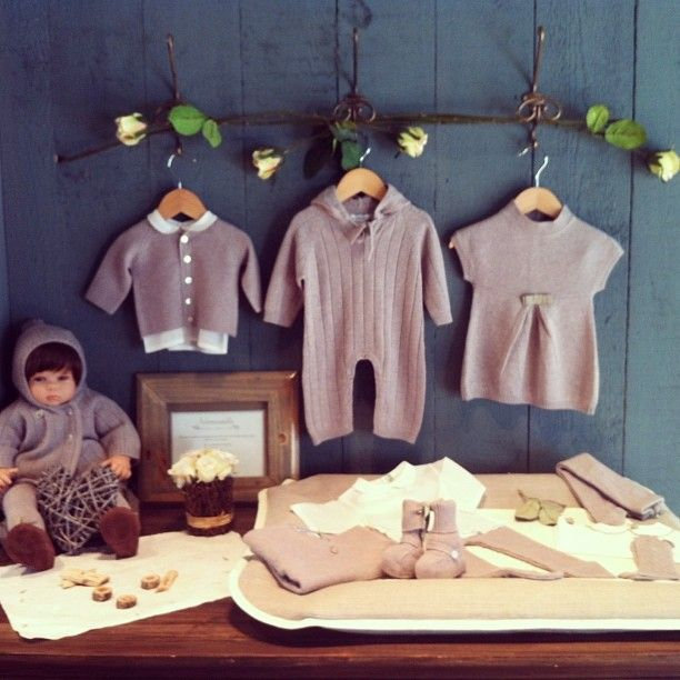 """@Normandie's photo: """"Exclusive romper suit, coat and dress from our new winter collection #babyclothes #kidsfashion #baby #cute #boutique"""""""