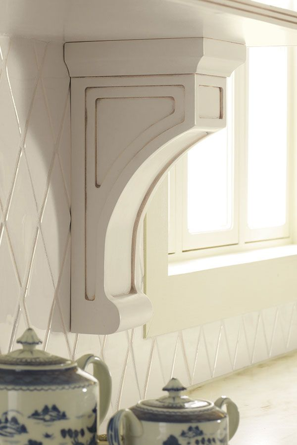 Corbels Like Our Large Shaker Corbel Add Strength And Substance