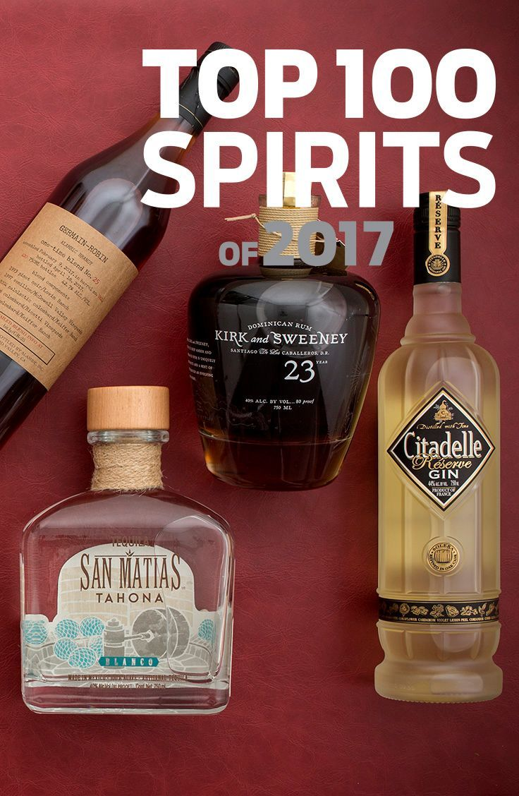 Top 100 Spirits Of 2017 Wine Enthusiast Good Whiskey Wine Enthusiast Whiskey Bottle
