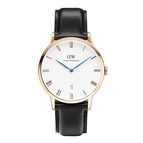 時計ブランド ダニエル・ウェリントンの新シリーズ「ダッパー・コレクション」- デイト機能を装備 | ニュース - ファッションプレス