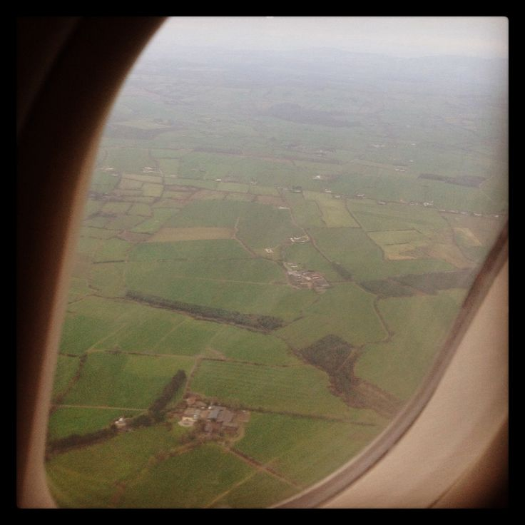 Cork from the sky
