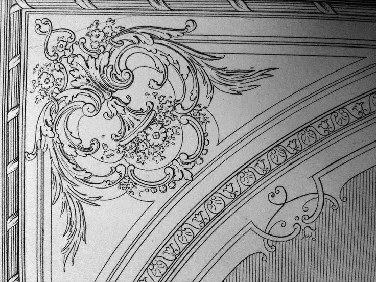 https://flic.kr/p/9iixau | Ornament Drawings