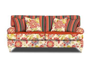 Shop For Kincaid Furniture Tuscany Sofa, And Other Living Room Sofas At Andreas  Furniture Company In Sugar Creek, OH. Back Cushion: Loose; Standard  Pillows: ...