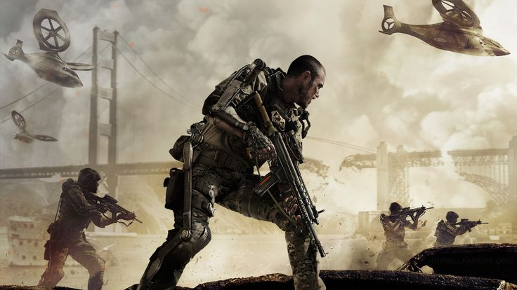 Call of Duty: começa agora o livestream de Advanced Warfare, que irá revelar o modo multiplayer #FFCultural #FFCulturalJogos