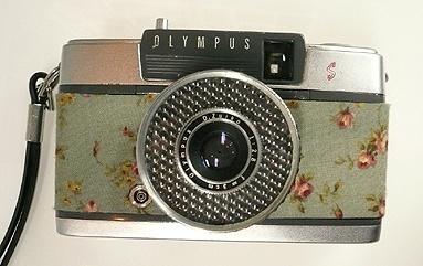 floral camera