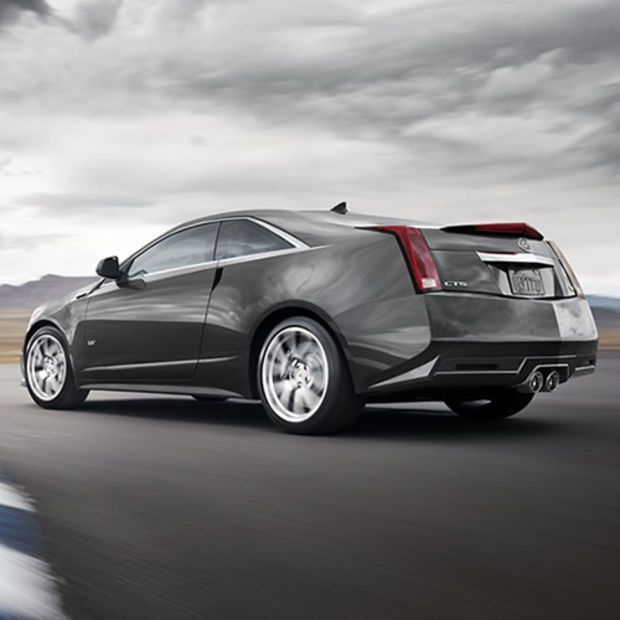 2010 Cadillac Cts For Sale: 2011 Cadillac CTS-V Coupe