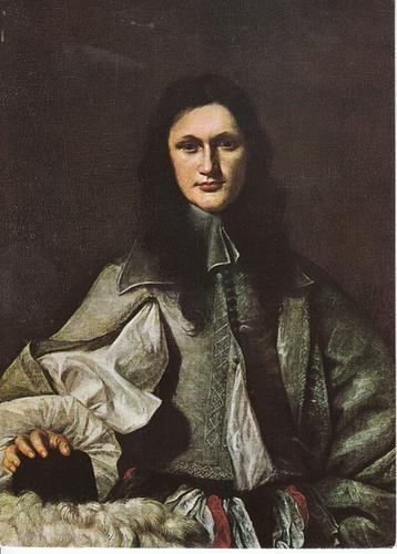 KAREL ŠKRÉTA - IGNÁC JETŘICH VITANOVSKÝ Z VLČKOVIC - kolem r. 1669