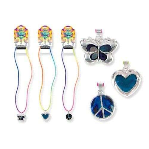 Rainbow Cord Mood Necklace By Dm Merchandising