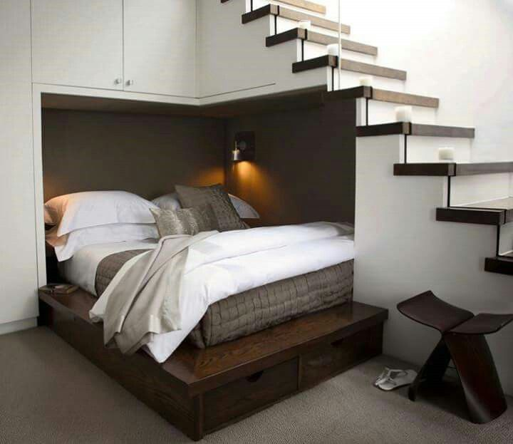clever home storage ideas create airy and pleasant rooms for today we gather 25 ideas for space saving beds and bedrooms that fit perfect in your small