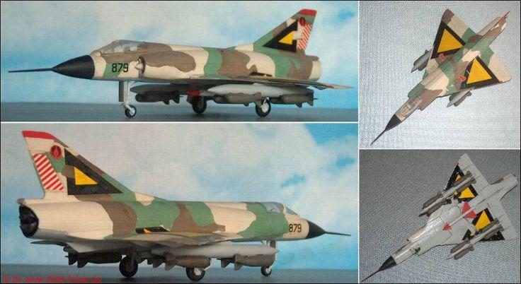 "Dassault-Breguet ""Mirage III"" (Revell 225)"