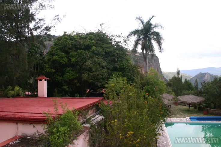 Ex-Hacienda del Chorrillo en Taxco