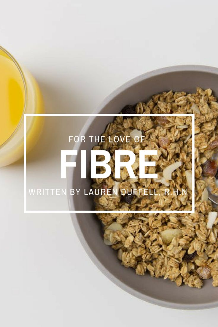 The more research I do on #fibre, the more I find it fascinating. I really want to share with you why I love it so much, and why you should too!  Fibre is the component of food that is not digested by us, but by our gut's bacteria! In our #digestive system we have pounds of #bacteria that help keep us alive and well. However, if our bacteria is not #healthy we won't be either.