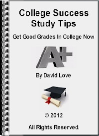 College Success Study Tips